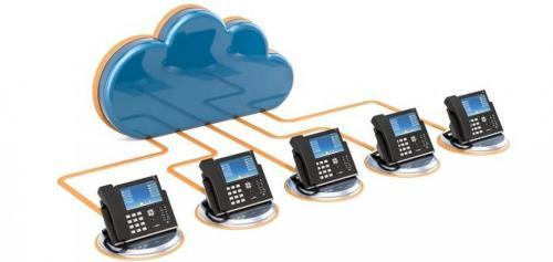 تلفن ثابت ابری